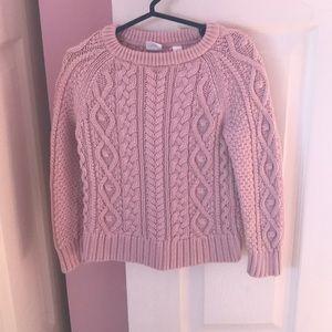 Girl's Gap Sweater